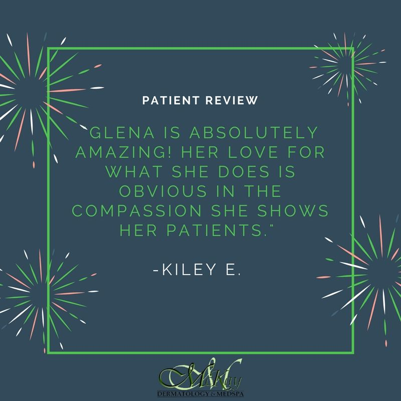 We care deeply for our patients and are so appreciative of