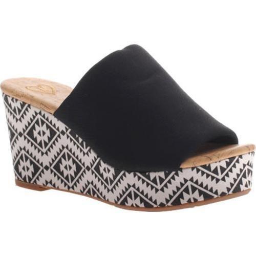 Women's Madeline Dusty Wedge Sandal /White