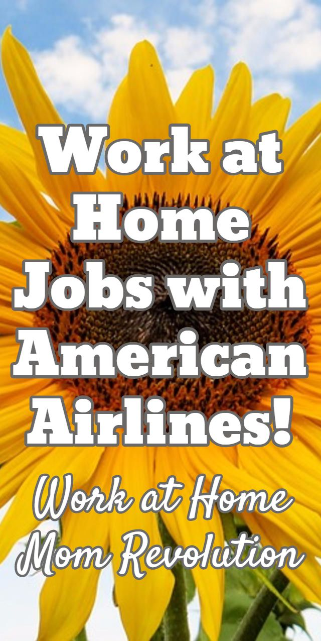 American Airlines HomeBased Reservations Jobs Work from