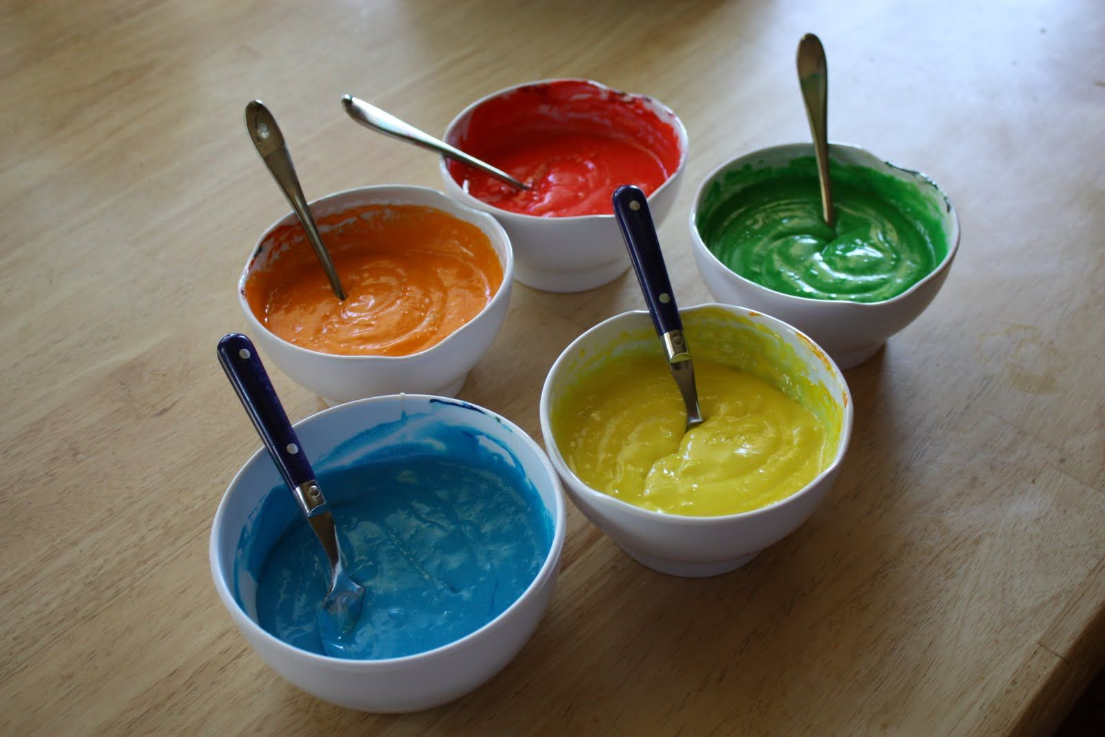 Rainbow Cupcakes...because life isn't always rainbows and skittles... - The Girl Who Ate Everything