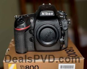 Nikon D800 DSLR Body $1,225.00 https://wp.me/p3bv3h-gXG