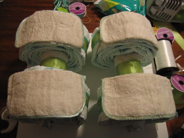 Finding My Way How To Make A Four Wheeler Diaper Cake Baby
