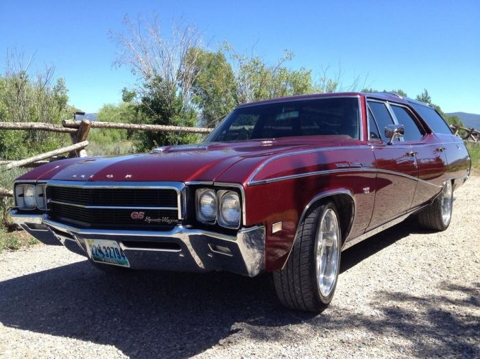 Hemmings Find Of The Day U2013 1969 Buick Sport Wagon | Hemmings Daily