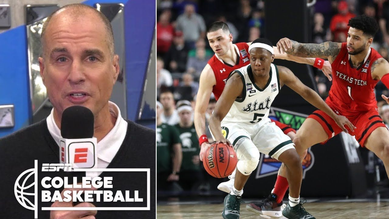Texas Tech's defense was outstanding Jay Bilas