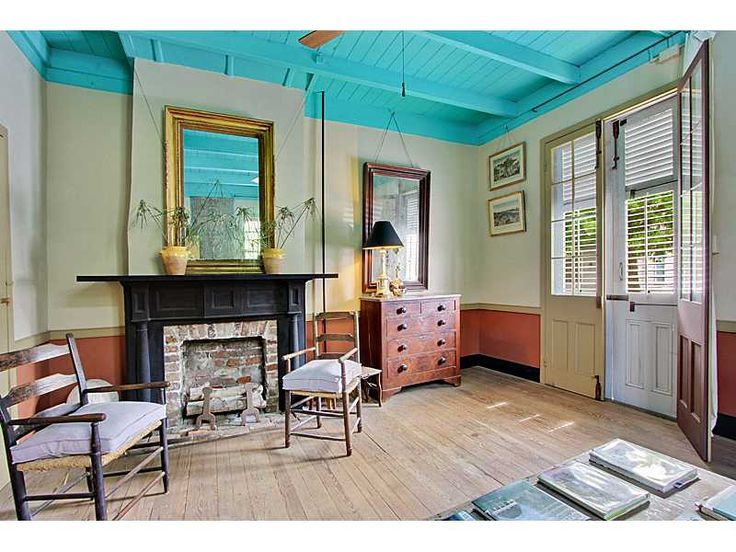 french creole   Creole cottage, New orleans homes, New ... on French Creole Decorating Ideas  id=47675