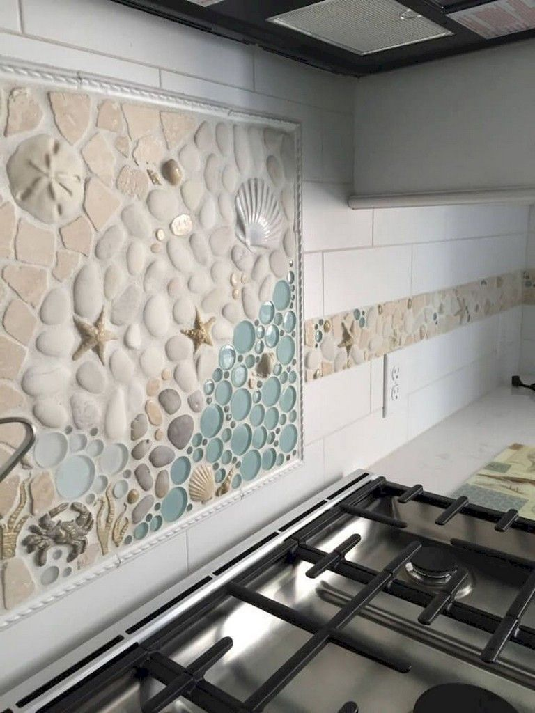 marvelous beautiful kitchen | 42+ Marvelous Kitchen Backsplash Decor Ideas | Beautiful ...