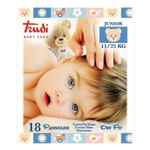 #Pannolini #Trudi #Baby Care soddisfano le esigenze dei nostri #bambini: comfort, protezione ed assorbimento. Spediti in 24h, PROVALI! Mykidz.it --> http://bit.ly/1eQ1v7v #mamme #mamma