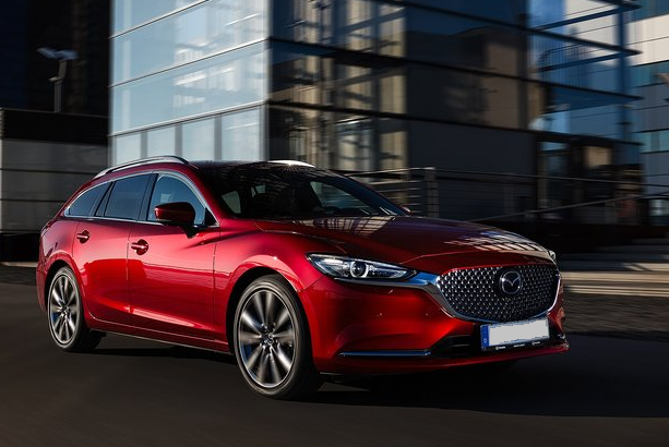 2019 Mazda 6 Wagon Engine Redesign Interior And Price Mazda 6 Wagon Mazda 6 Car Advertising Design