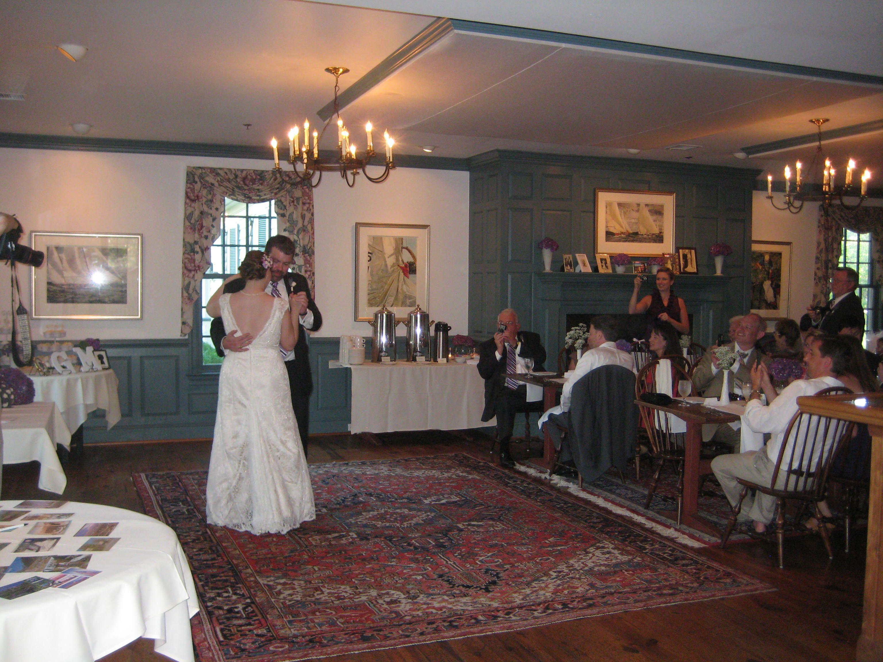 Chesapeake Bay Wedding Osprey Point Eastern Shore Venue