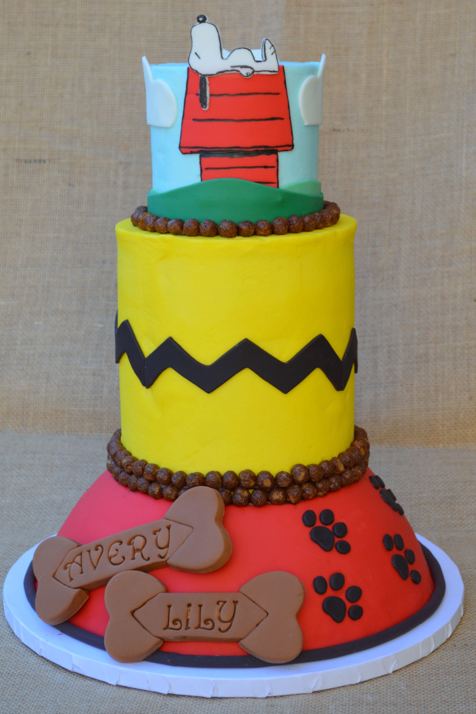 Snoopy Cake Berean Bakes Pinterest Snoopy cake
