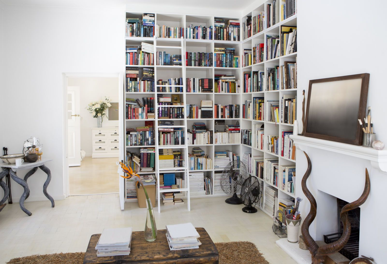 12 Ways to Make Your Home More Peaceful   Home, Home libraries ...
