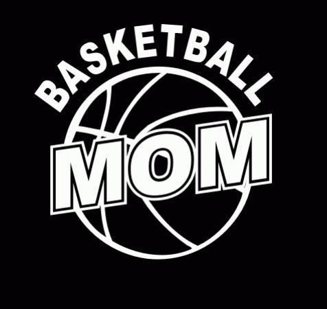 Basketball Mom Round Custom Window Decal Sticker Http - Custom window decal stickers
