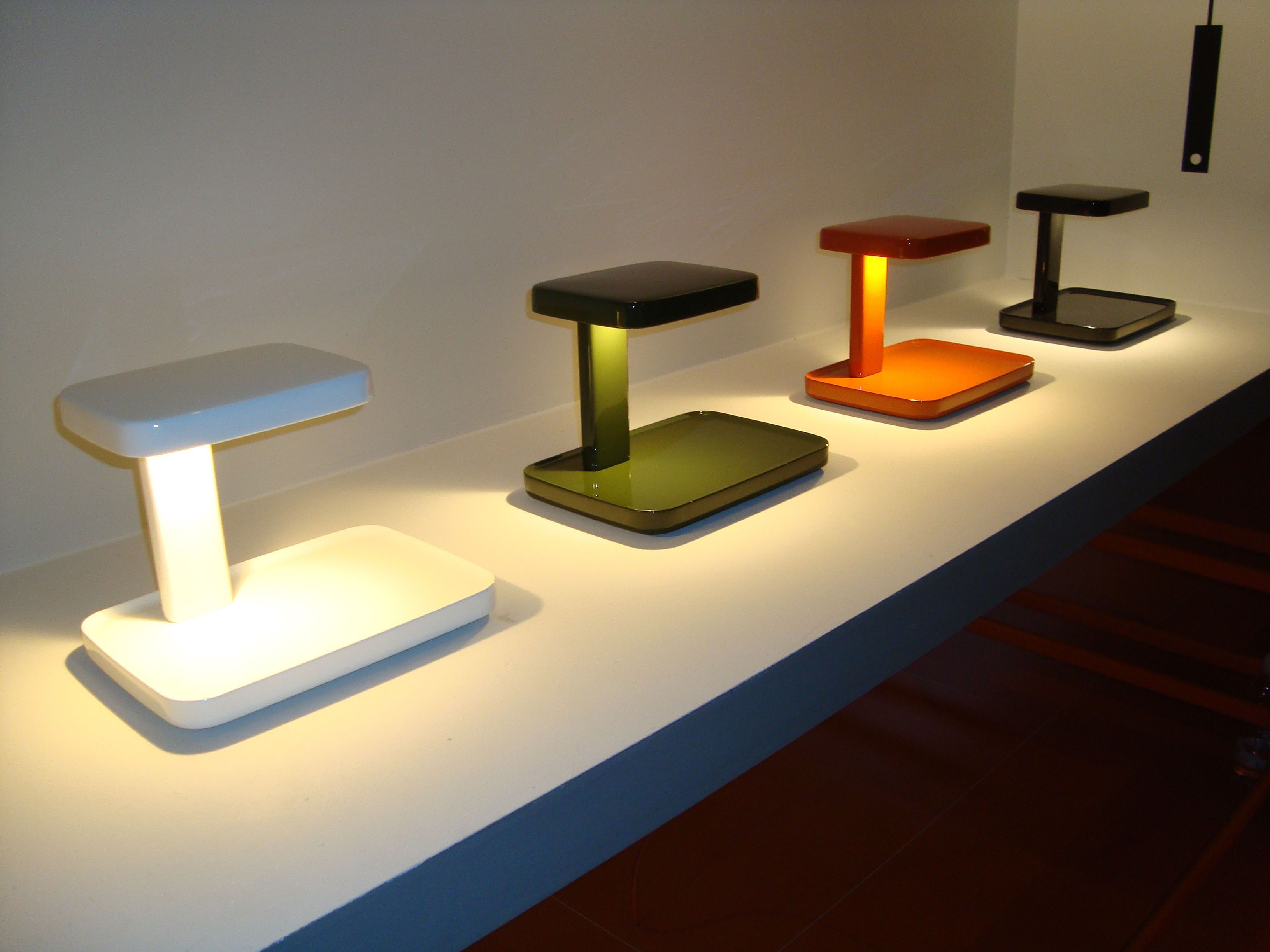 The Piani Table Lamp Design By Ronan And Erwan Bouroullec For The
