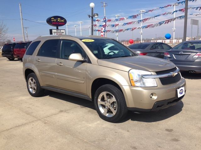 Used 2007 Chevrolet Equinox Lt For Sale In Lafayette In Del Equinox Lt Chevrolet Equinox Chevrolet