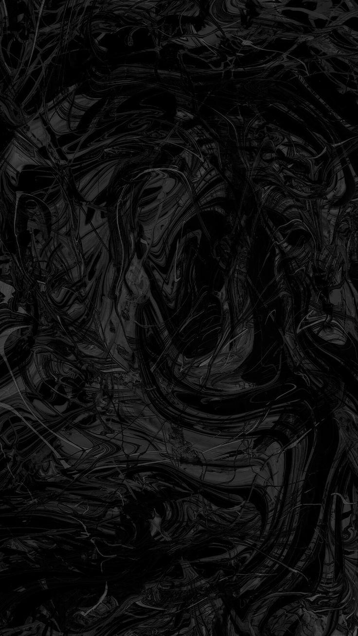Schwarzer Texturhintergrund Blackaesthetic Allthingsblack Blackcolor Blackphotography Hinte Black Texture Background Black Wallpaper Dark Wallpaper