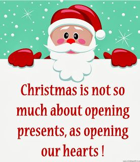 Perfect Santa+christmas+quotes