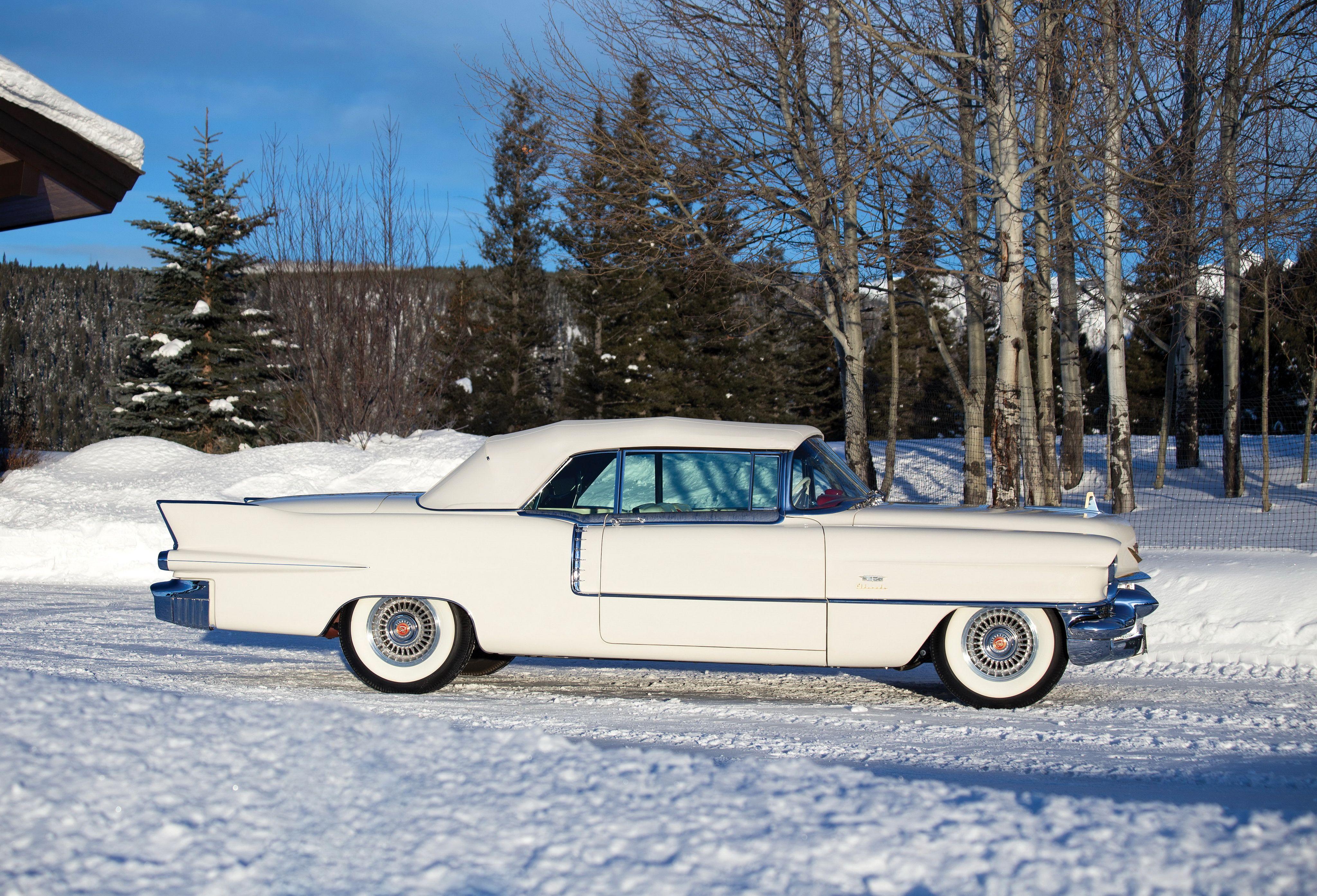 1957 Cadillac Eldorado Biarritz Convertible Caddy Baby 57