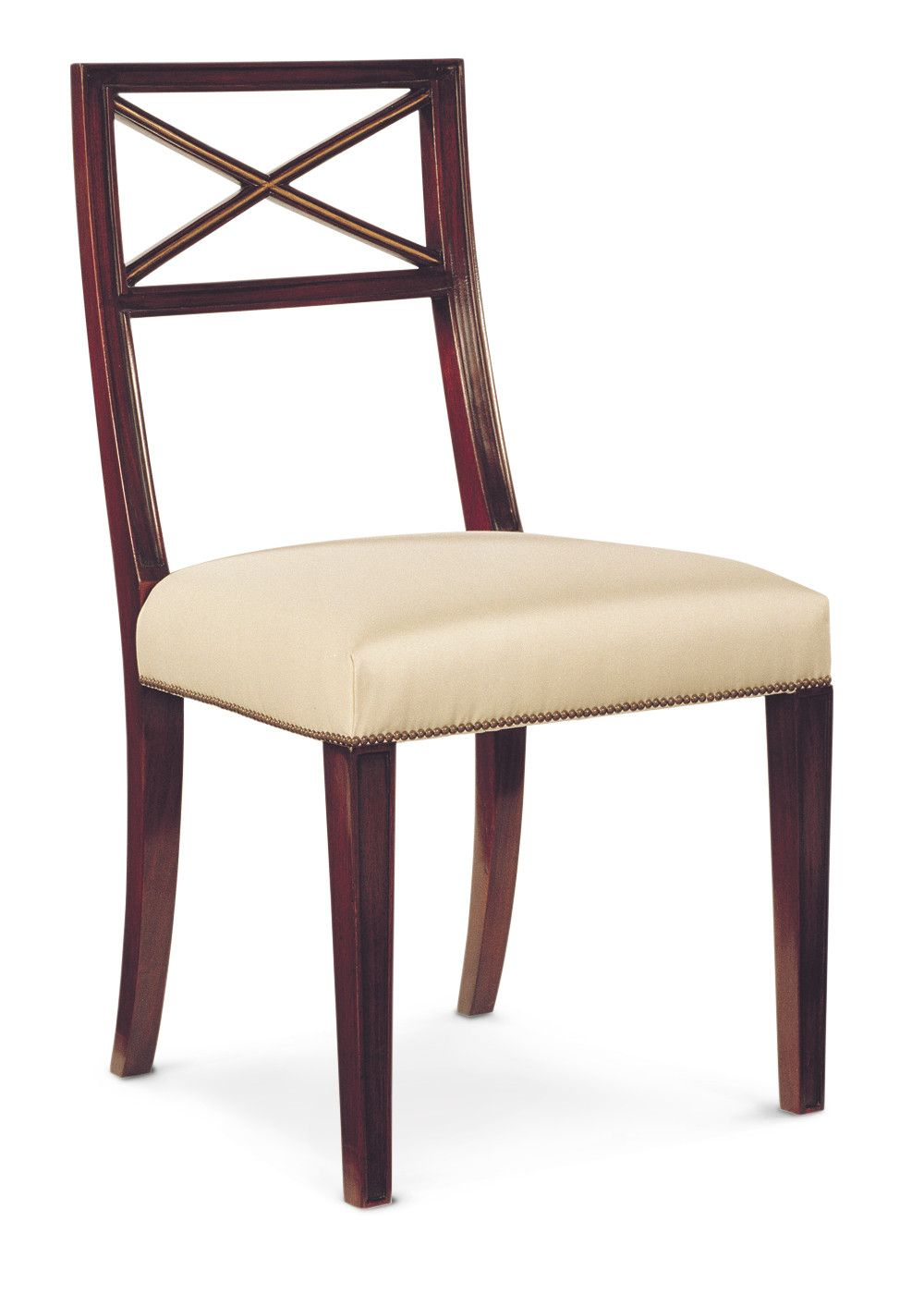 Russell X Back Side Chair Kj1002 S By Kerry Joyce Dining Chairs