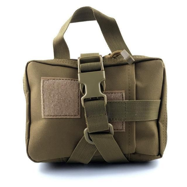 My Days Tactical Ifak First Aid Bag Molle Edc Rip-Away