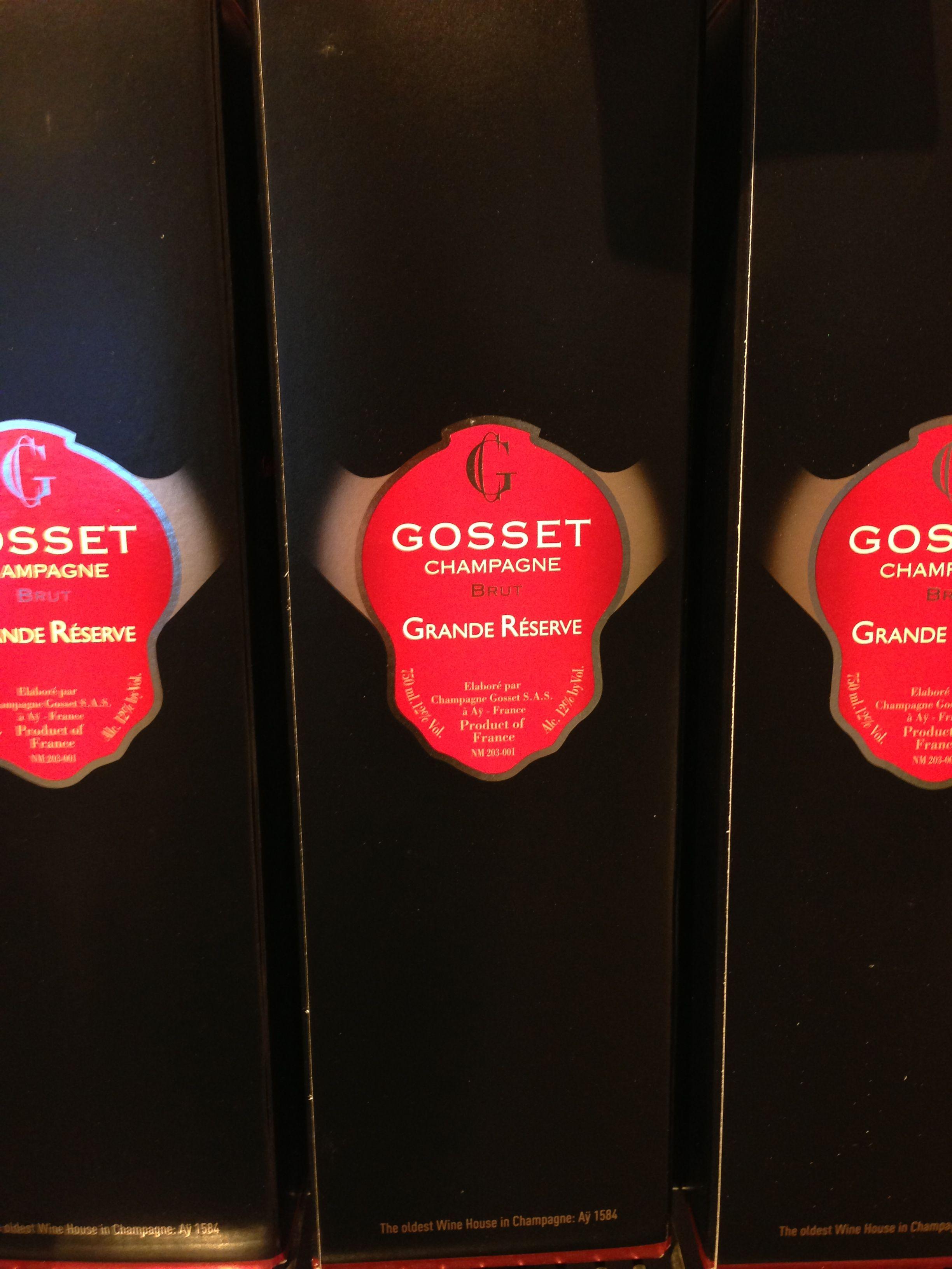 Gosset Grande Reserve