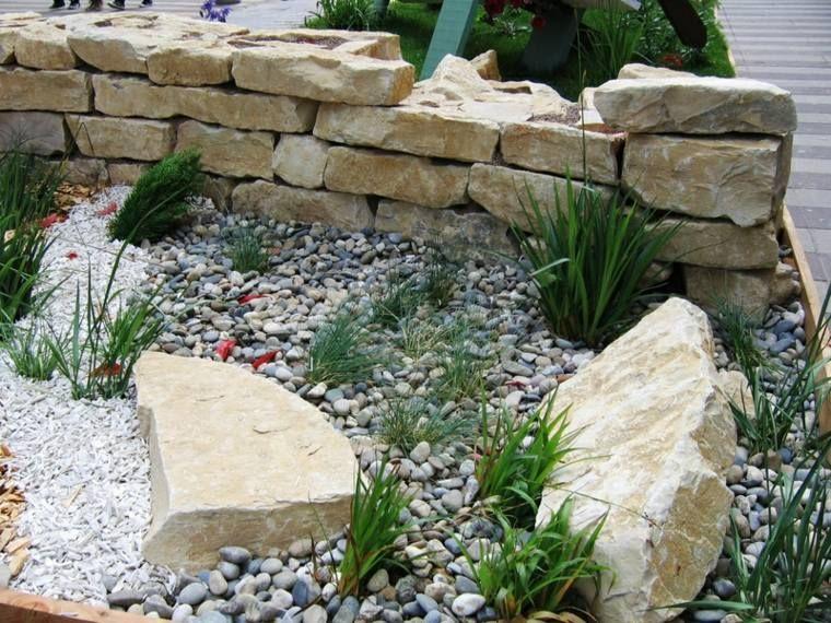 Modèle De Jardin Avec Galets En 26 Exemples Inspirants | Galets