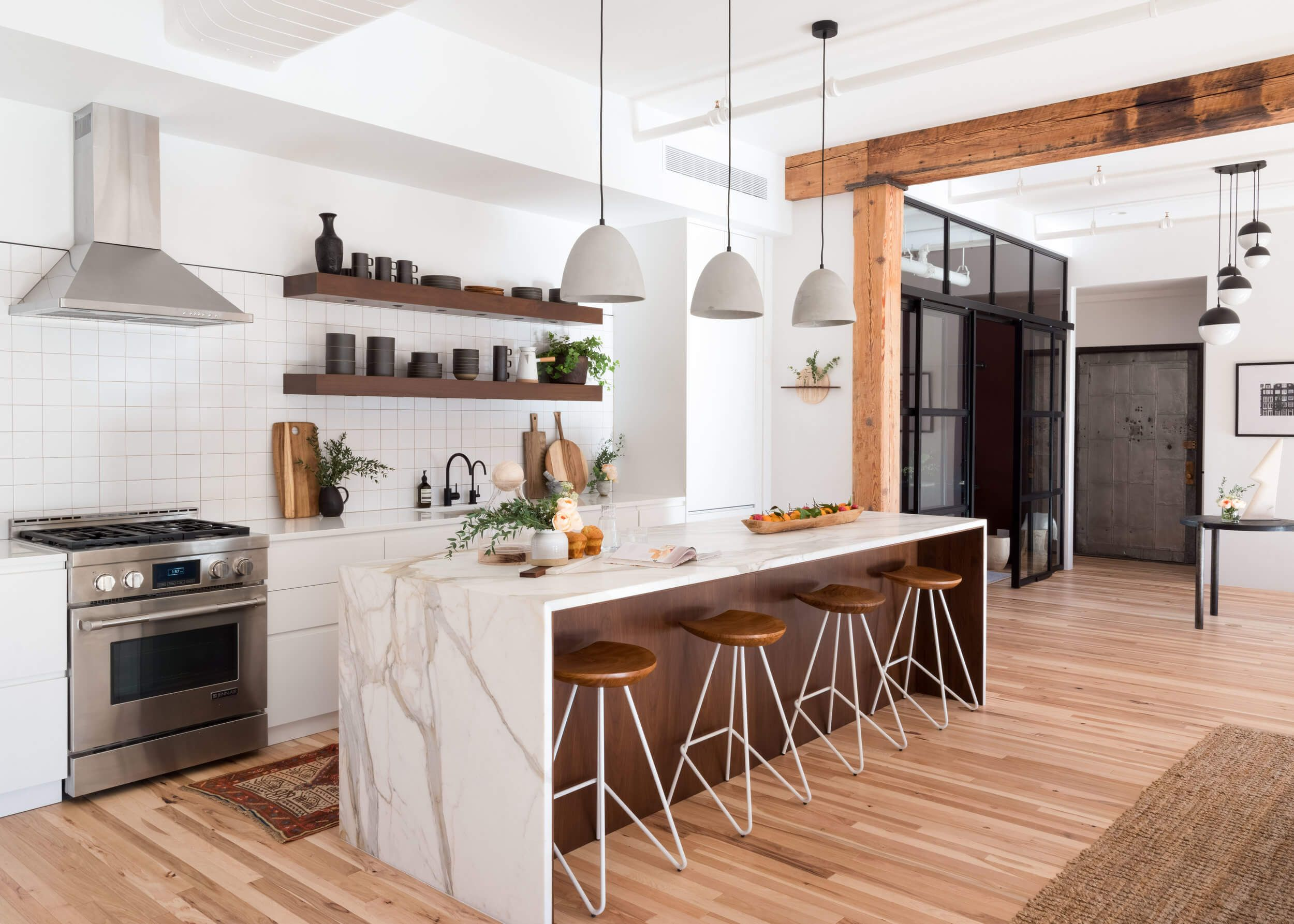 6 reasons to choose open kitchen shelves instead of on kitchen shelves instead of cabinets id=37031