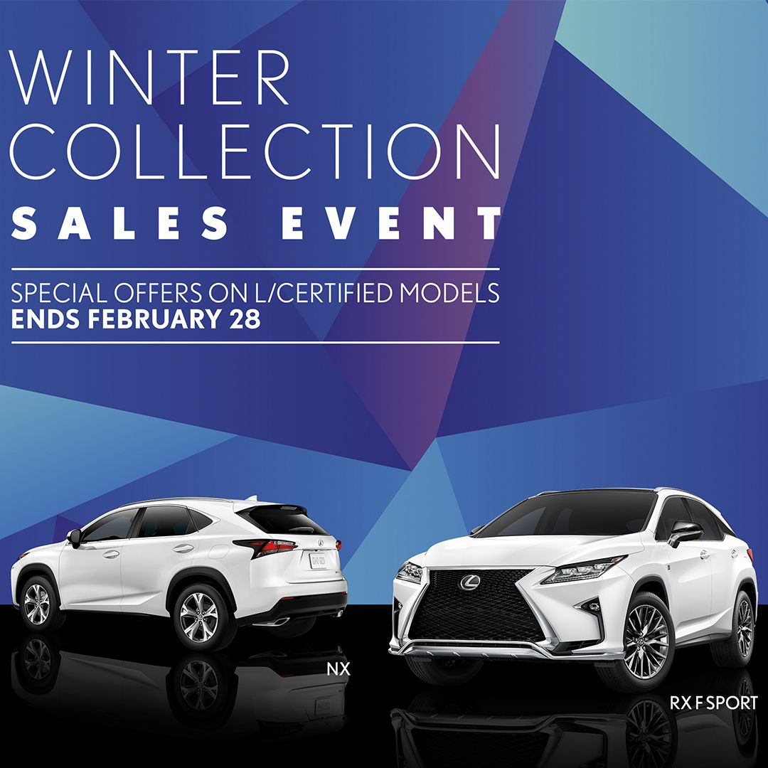 Experience Luxury At A Fraction Of The Cost The Winter Collection Sales Event Is Here Going On Through February 28th Get 1 9 Apr Lexus Lexus Es Lexus Gx 460