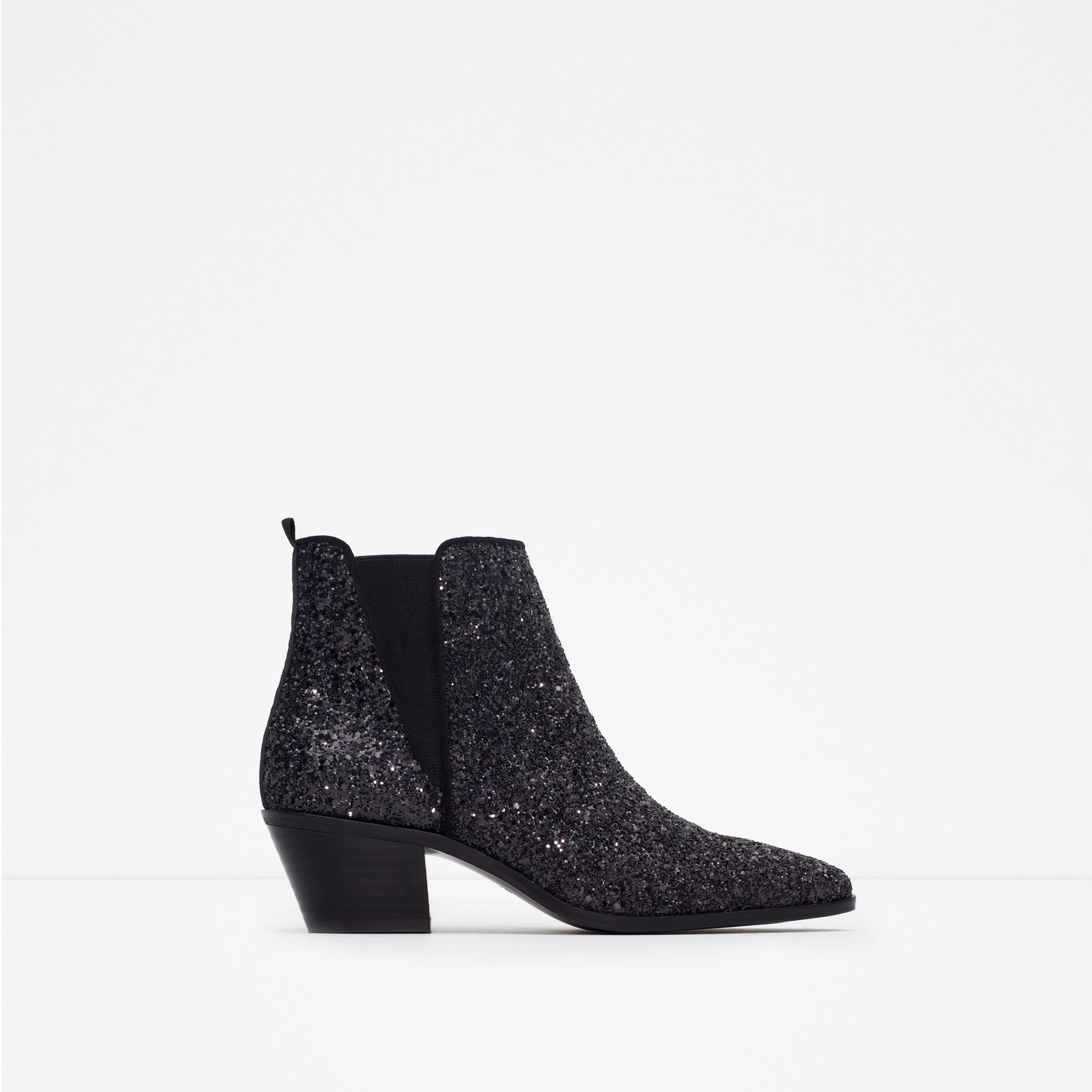Ankle boots Bella in 100% leather