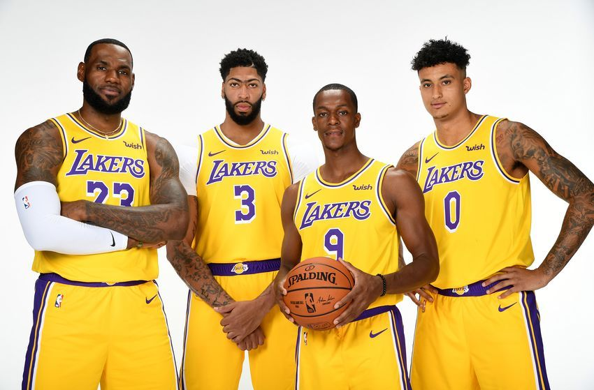 Los Angeles Lakers 3 Players Who Must Improve To Win A Title Nba Lakeshow Anthony Davis Lakers Lebron