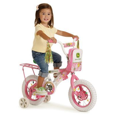"John Deere Heavy Duty 12/"" Bicycle"