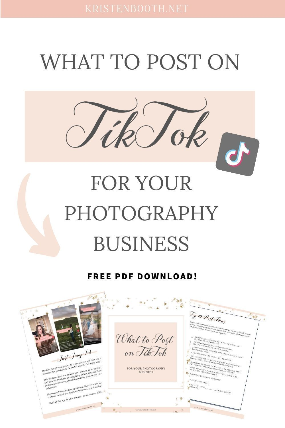 How To Use Tiktok For Business In 2020 Lindsay Scholz Studio Creative Studio For Woman Owned Businesses Creative Business Business Business Blog