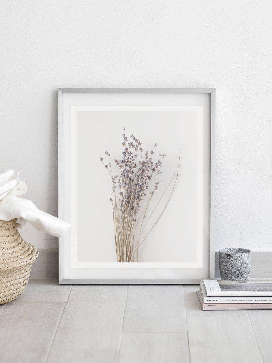 Lavender Printlarge Wall Artrustic Printart Etsy In 2021 Lavender Walls Large Wall Art Wall Art Prints