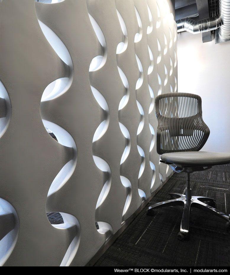 Blocks Wall Design Acoustic Wall Panels Door Dividers