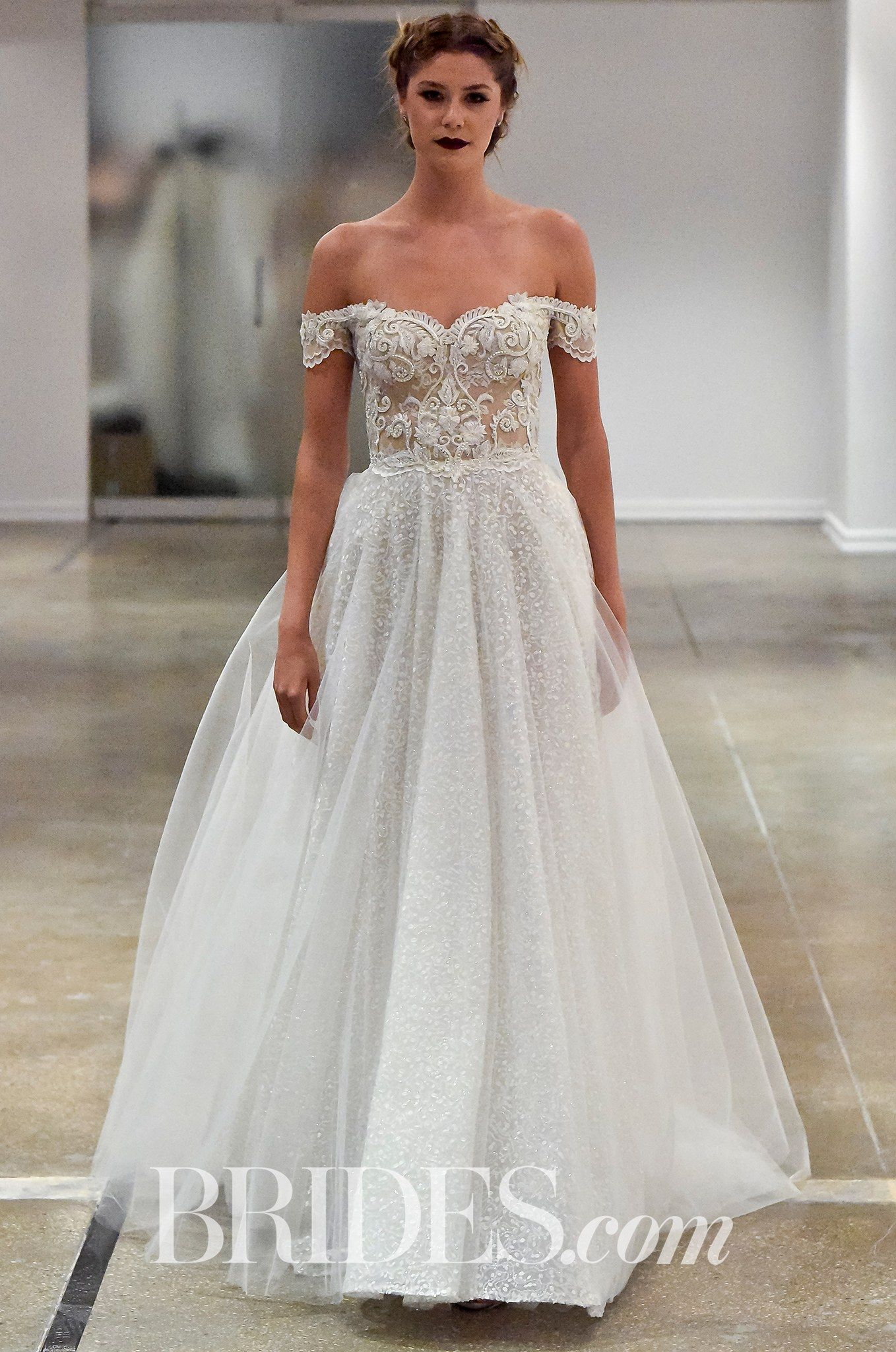 Spring 2018 Wedding Dress & Bridal Gowns Trends Brides