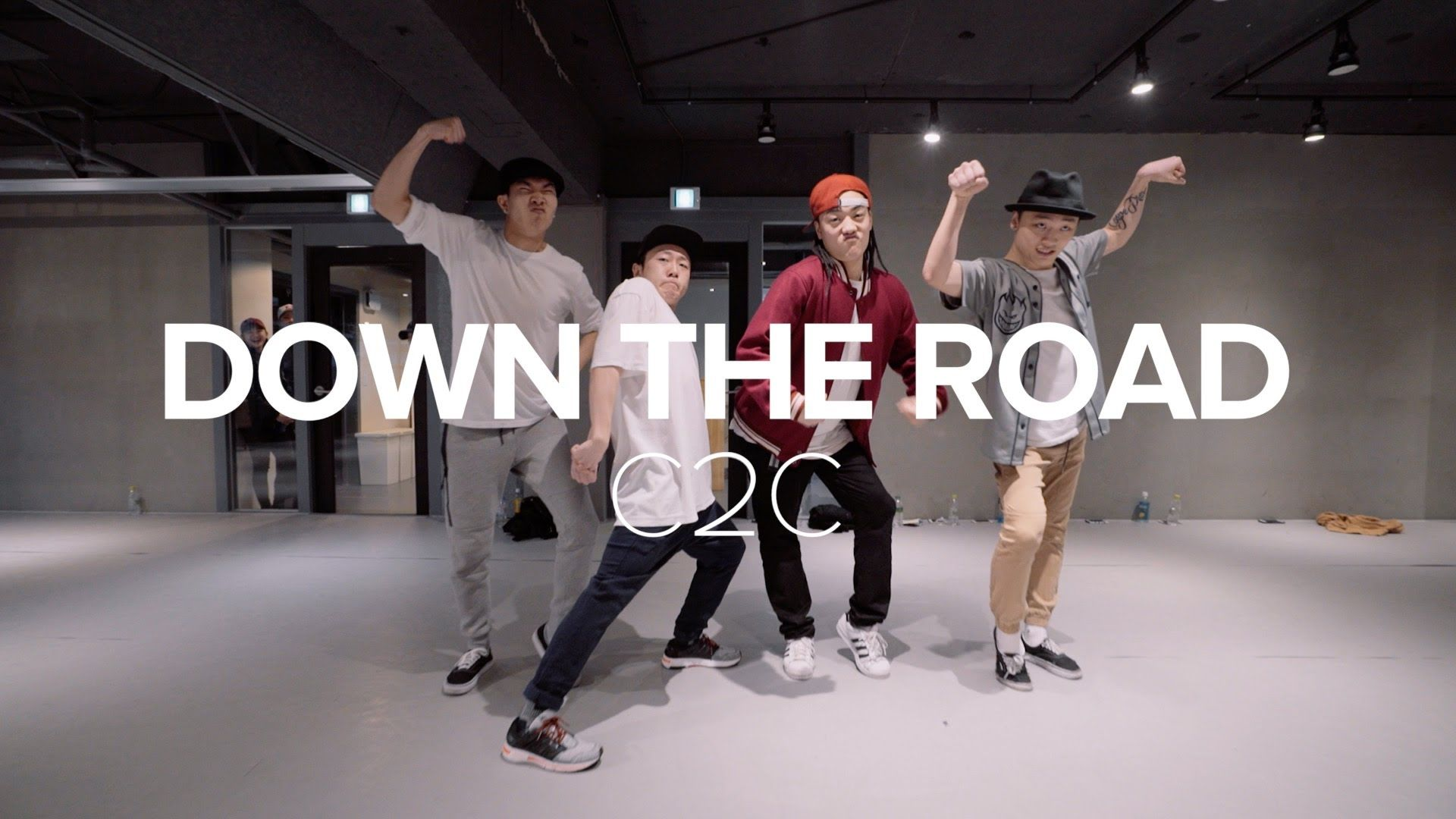 Down The Road C2c Assall Crew Choreography