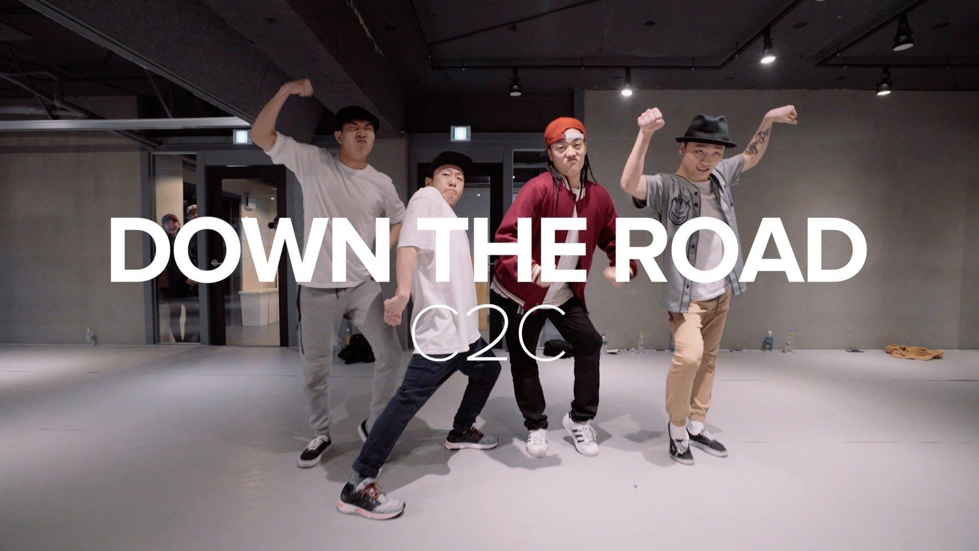 Down The Road C2c Assall Crew Choreography