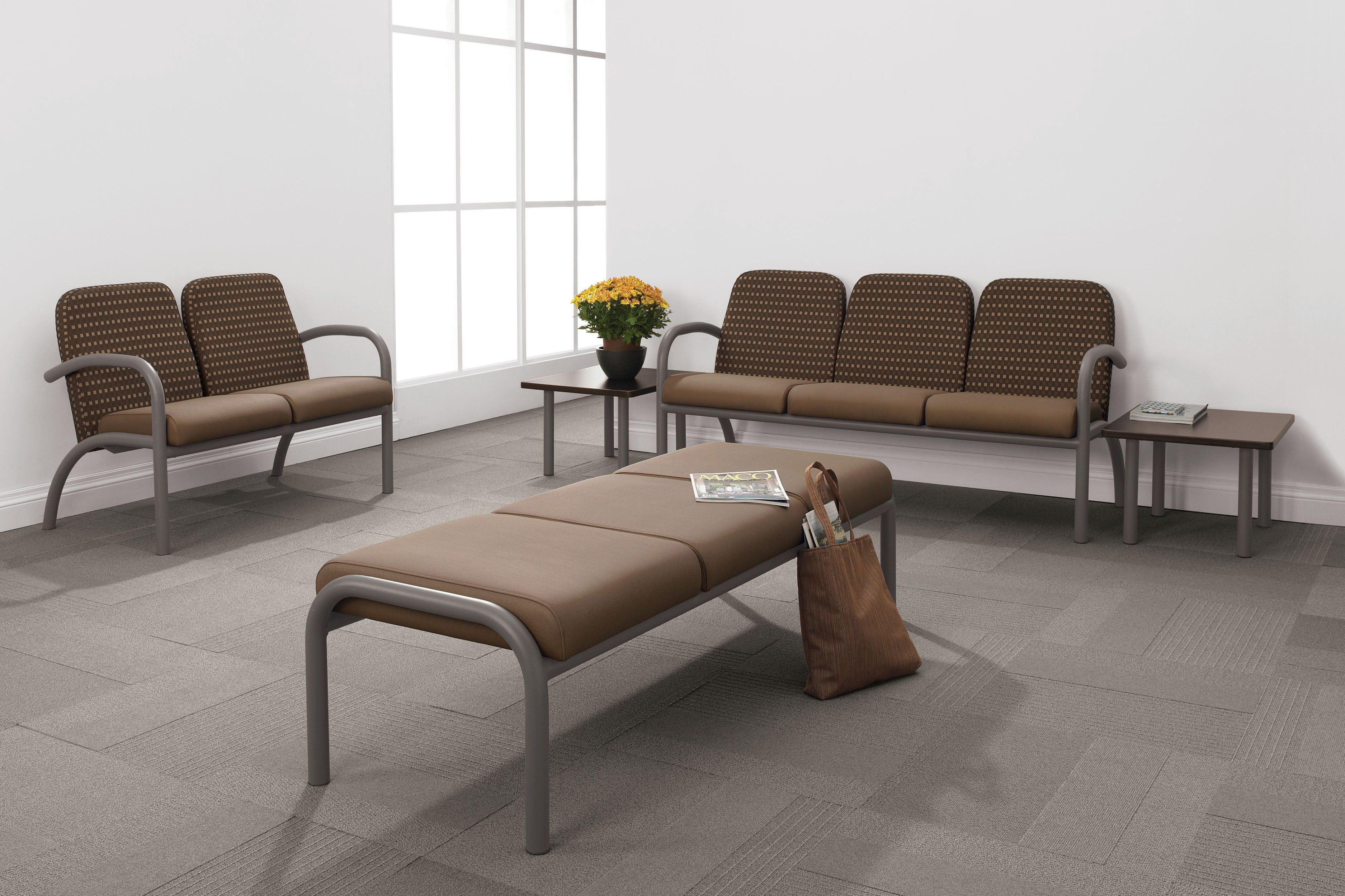 Aubra Seating Is Ideal For A Lounge Or Lobby Area It Is An
