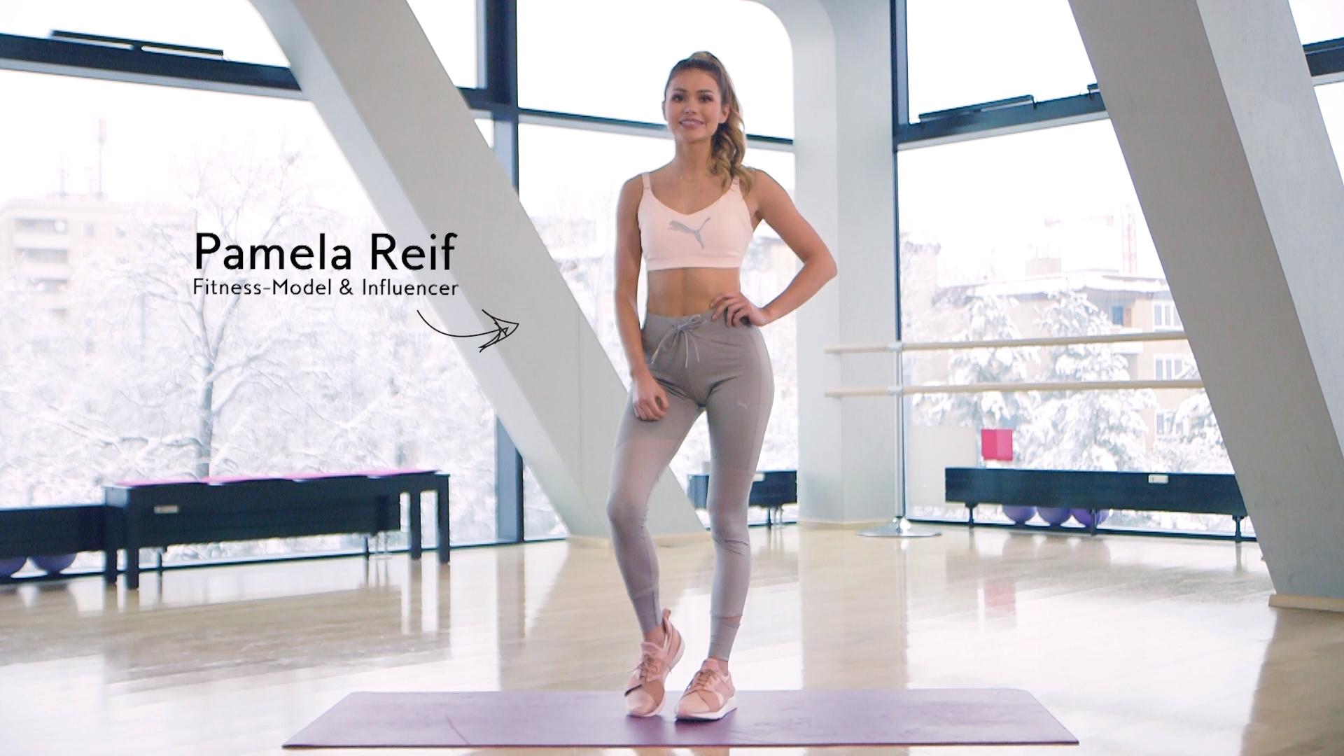 Po-Workout von Pamela Reiff