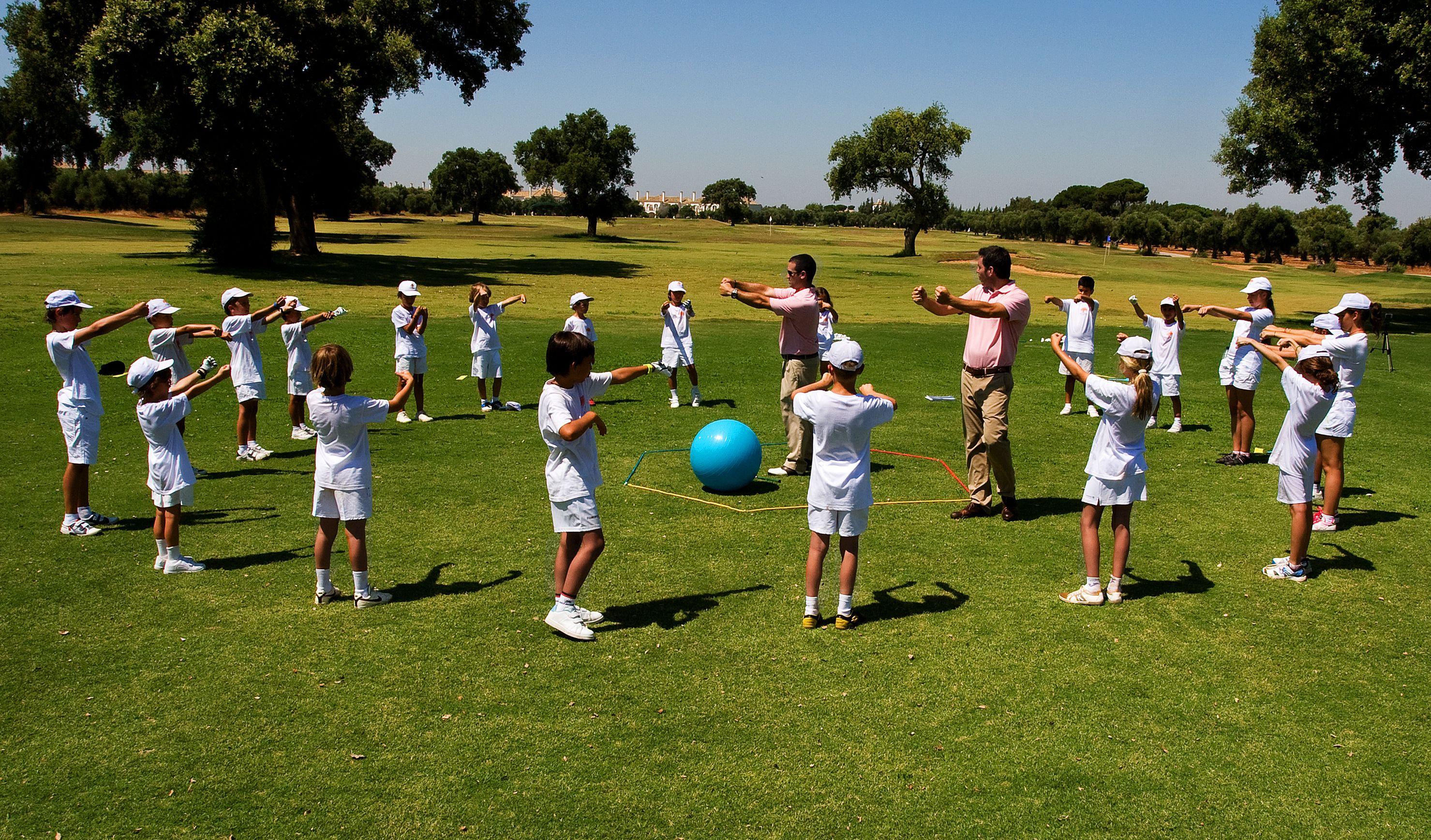 Deportes Diferentes Deportes: Conocer Y Relacionarse Con Niños De Todo El Mundo