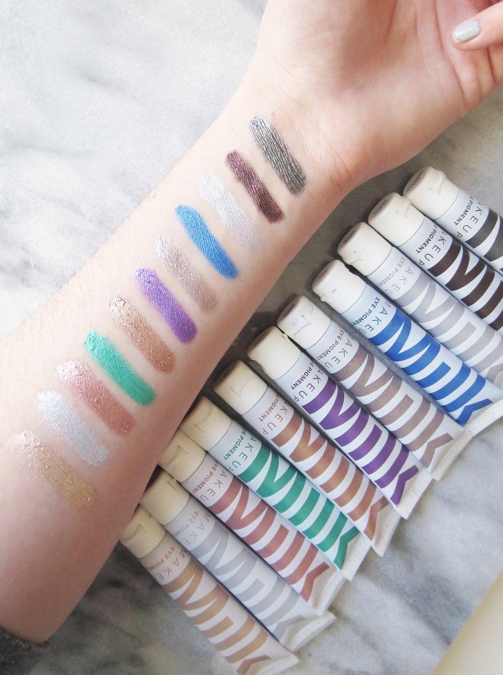 Milk Makeup Eye Pigments Eye makeup, Aesthetic makeup