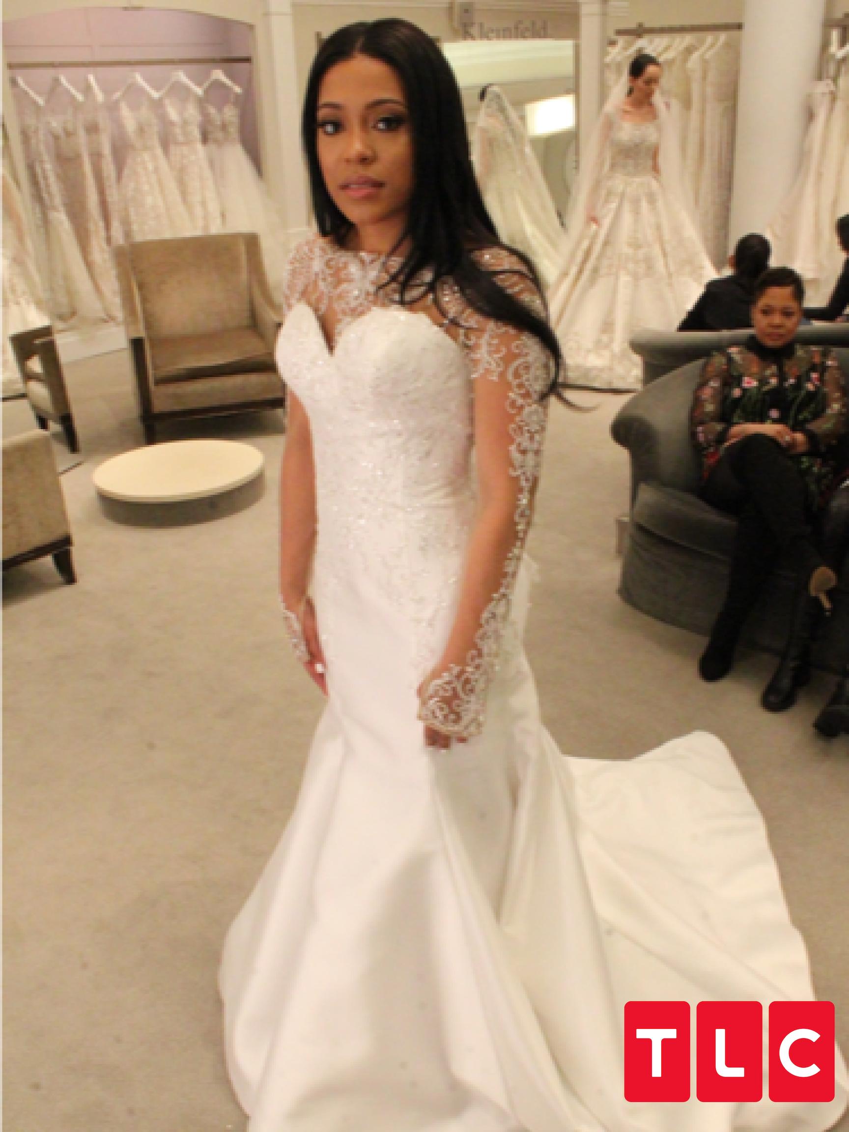 Dress Pnina Tornai 5300 Style 4646 Bodysuit Blossom 1053