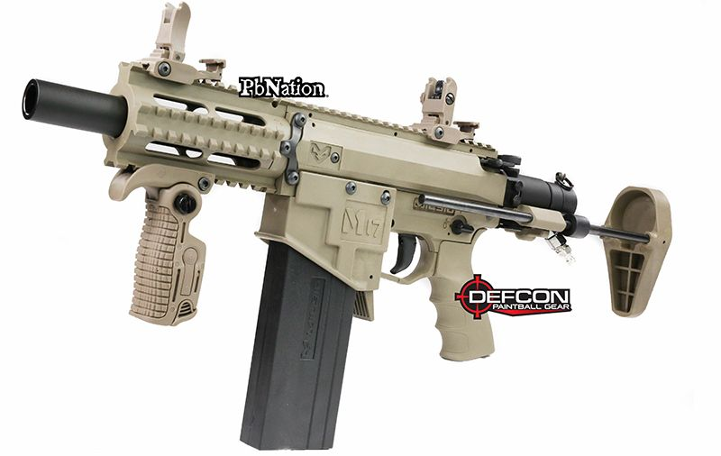 First Look At The Milsig M17 Cqc Anniversary Edition Ar Build