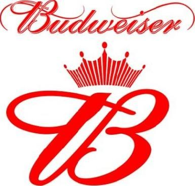 Image result for budweiser symbol