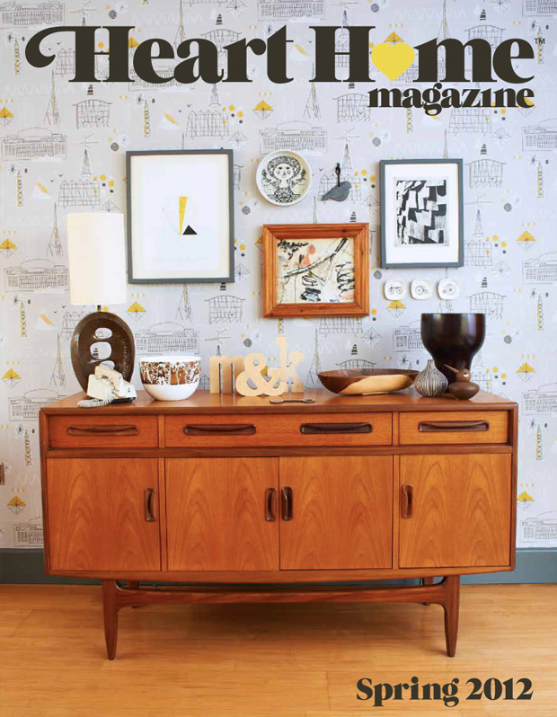 Heart Home   Free Online Magazine For Interior Design.