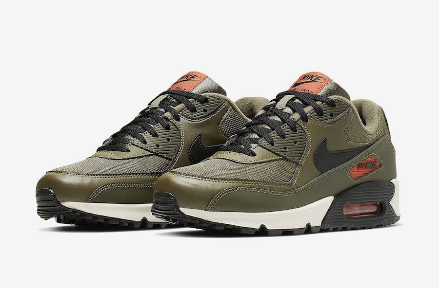Nike Air Max 90 Essential AJ1285-205 Release Date | Nike air max ...