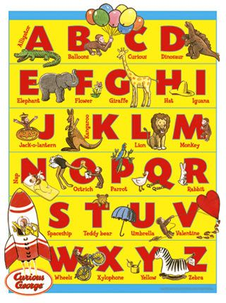Generous Alphabet Wall Art For Nursery Pictures Inspiration - Wall ...