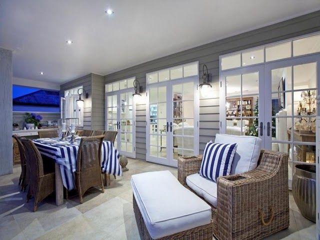 Image Result For Hamptons Style Verandahs Hamptons