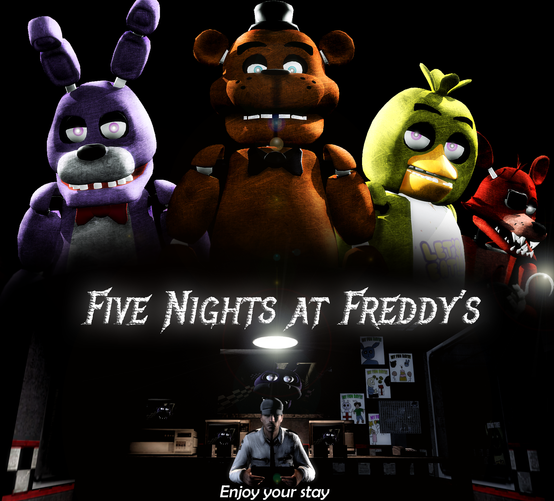 five Night's at Freddy's | FNAF | Five nights at freddy's
