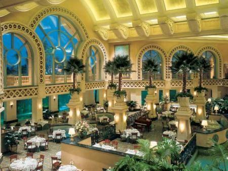 Inside The Atlantis Resort Aquarium