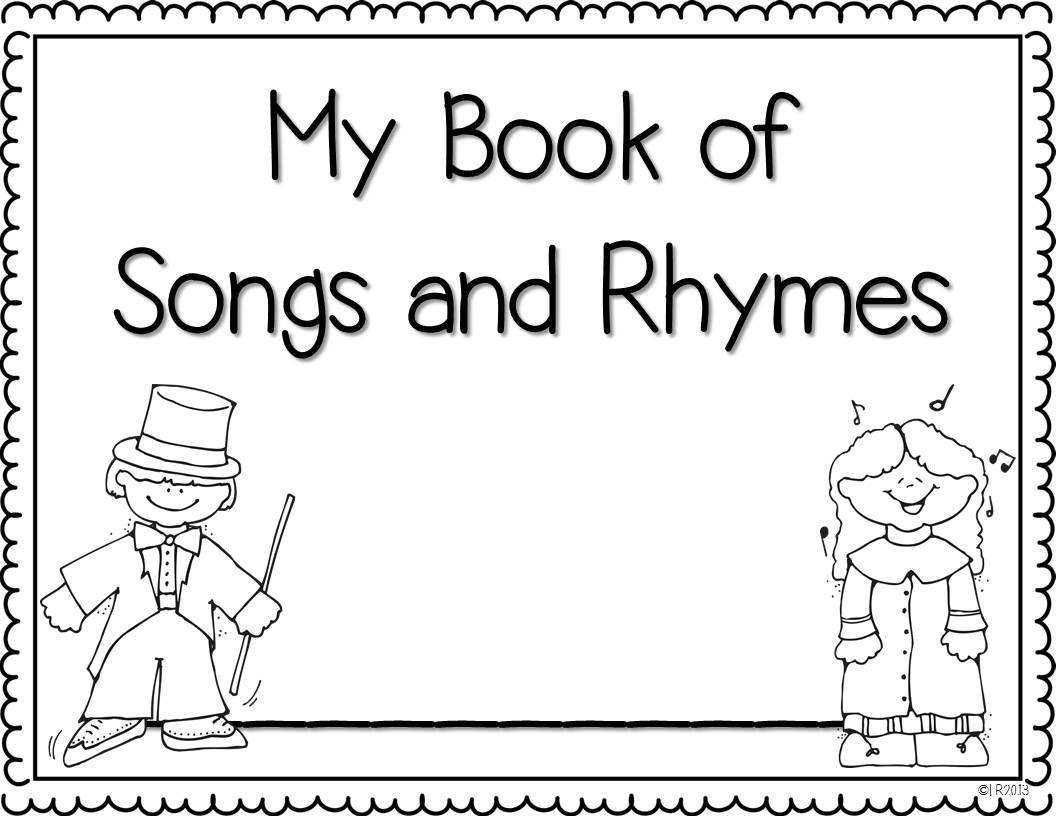 Free Kindergarten Journeys Back to School Book of Songs